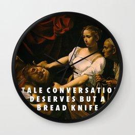 Stale Conversation Wall Clock