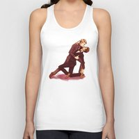 dancing Tank Tops featuring DANCING by FISHNONES