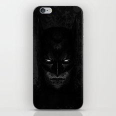 Darkness iPhone & iPod Skin