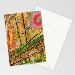 Action Landscape Stationery Cards
