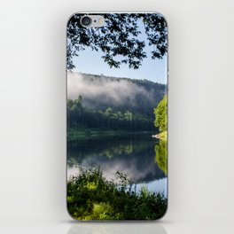 The River's Reflection iPhone Skin