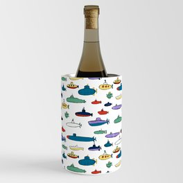 Submarine Squadron Fun Wine Chiller