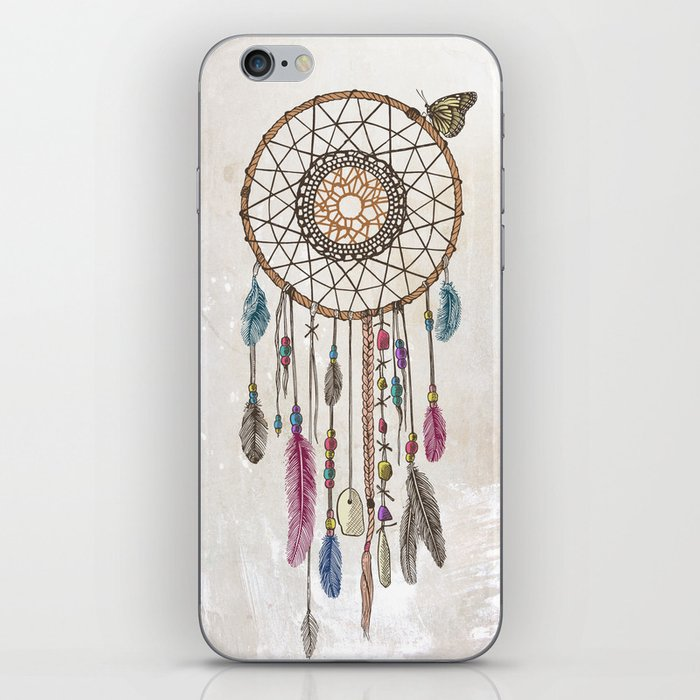 Lakota (Dream Catcher) iPhone Skin