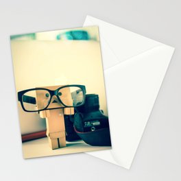 Hipster Danbo Stationery Cards