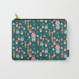 The Easter Bunny Carry-All Pouch