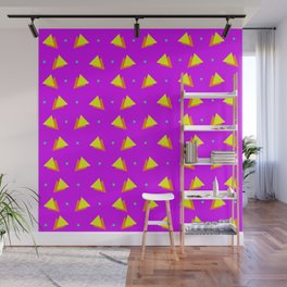Chips & Peas Wall Mural