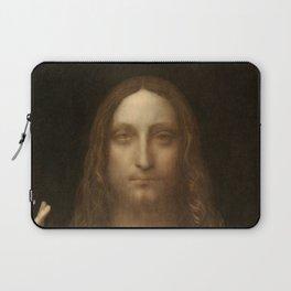 Price Slashed on 450M Leonardo da Vinci Salvator Mundi Laptop Sleeve