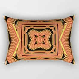 Sunday Samba Rectangular Pillow