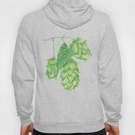Beer Hop Flowers Hoody