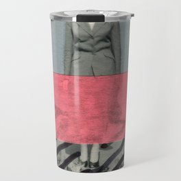Neon Concrete Travel Mug
