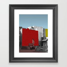 Dämmerung 3 Framed Art Print