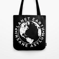 Earth Asylum Tote Bag