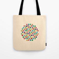 Circles Circle Tote Bag