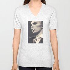 Bowie V Unisex V-Neck