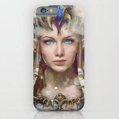Epic Princess Zelda from Legend of Zelda Painting iPhone 6 Slim Case