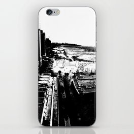 Tel Aviv Beach iPhone Skin
