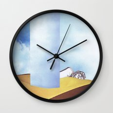 Indisputable Almost Wall Clock