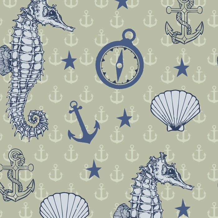 Seahorses Leggings