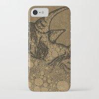 rhino iPhone & iPod Cases featuring Rhino by Julia Kisselmann