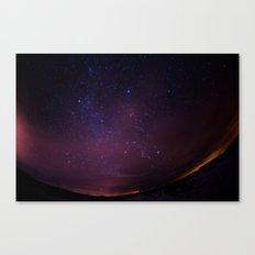 space ball Canvas Print