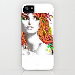 Pop-Art Fantasy 2 iPhone Case