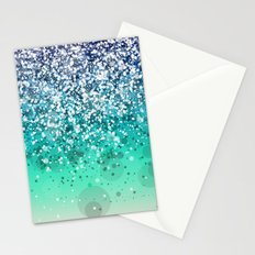 Glitteresques XV Stationery Cards