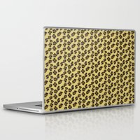leopard Laptop & iPad Skins featuring Leopard by Lena Photo Art