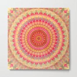 Mandala 219 Metal Print
