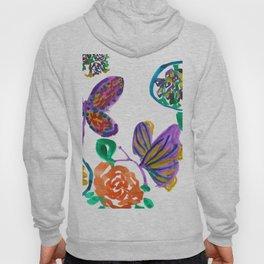 Floral medley Hoody