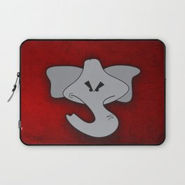 Enraged Elephant Laptop Sleeve