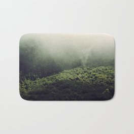 morning mist Bath Mat