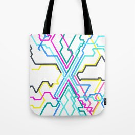 Completely Illogical Subways Tote Bag