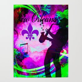 NEW ORLEANS Poster