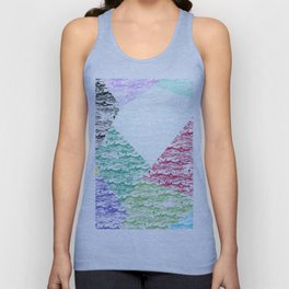 Abstract 507 Unisex Tank Top