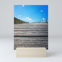 The Boardwalk Mini Art Print