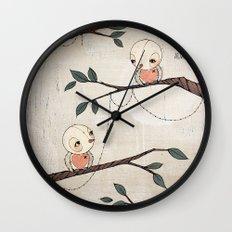 Always You Wall Clock