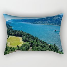 Cape Horn View Rectangular Pillow