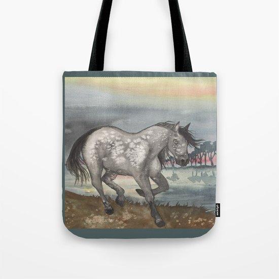 I Horse Tote Bag