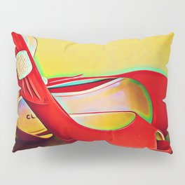 Ruby Slippers Pillow Sham