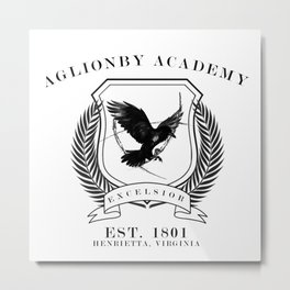 aglionby academy Metal Print