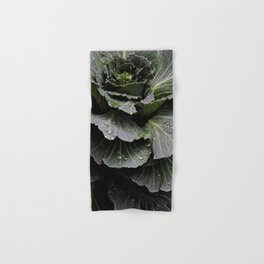Earth and Water (1st in Cabbage Collection) Hand & Bath Towel