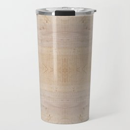 wood 5 Travel Mug