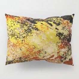 Burnt Out Pillow Sham