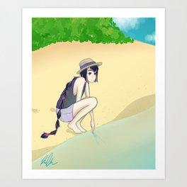 071213 Art Print