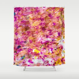 Lift Me Up Lightroom Acrylic Shower Curtain