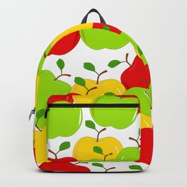 Bunches Of Apples Backpack