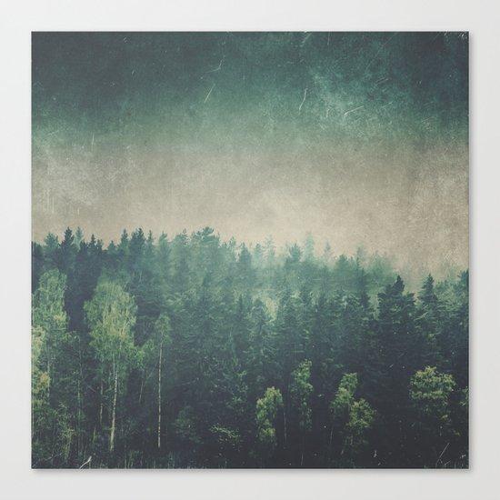 Dark Square Vol. 2 Canvas Print