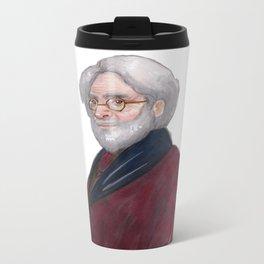 Professor Metal Travel Mug