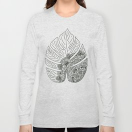 Tropical Serenity Long Sleeve T-shirt