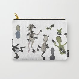 Incomplete Monsters Carry-All Pouch